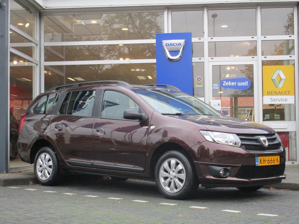 Dacia Logan 0.9 tce 90pk bi-fuel série limitée robust - eerste eigenaar -