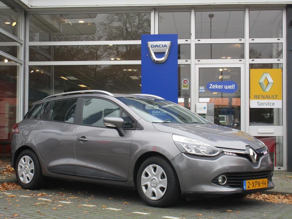 Renault Clio Energy dci 90p expression - navigatie - airco - dakrail -