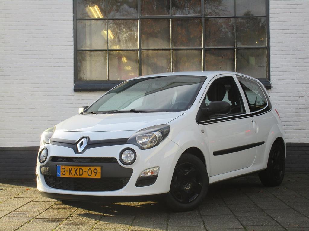 Renault Twingo 1.2 16v 75pk série limitée parisienne - airco - boekjes erbij -