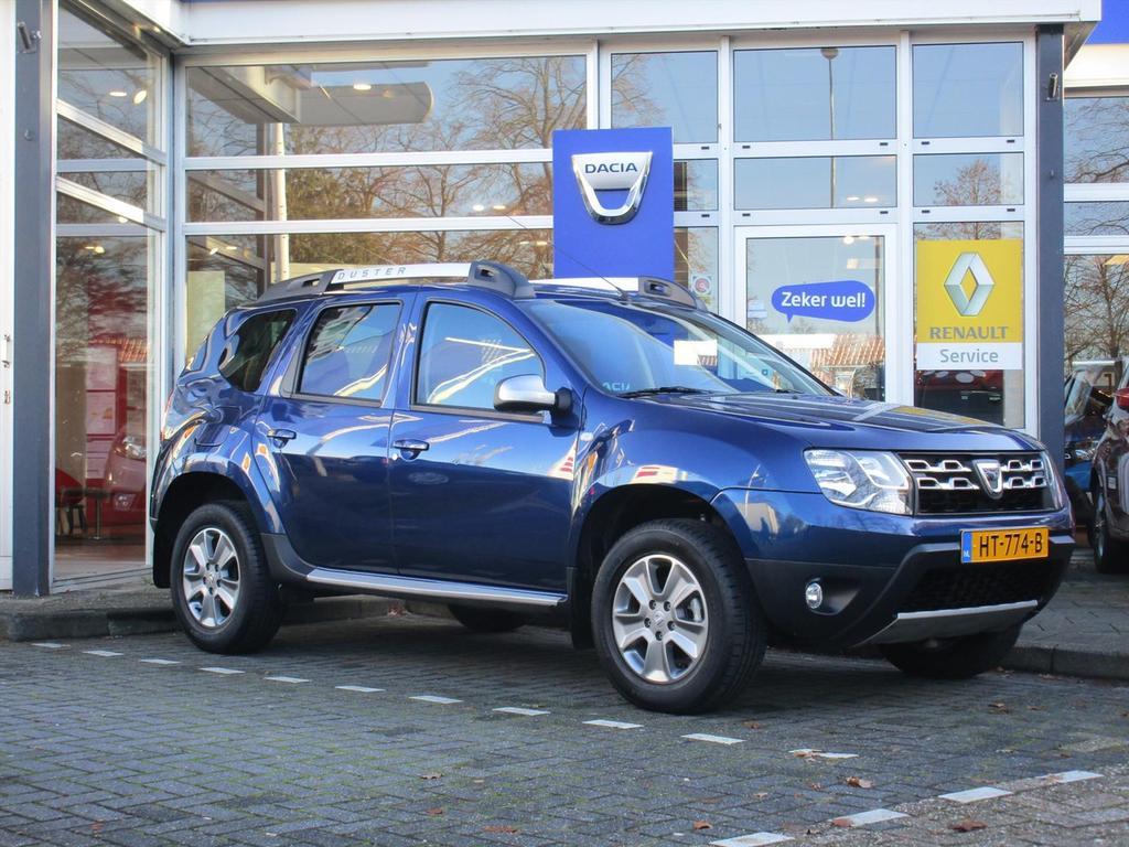 Dacia Duster Tce 125pk 4x2 10th anniversary - trekhaak - lage km stand! -