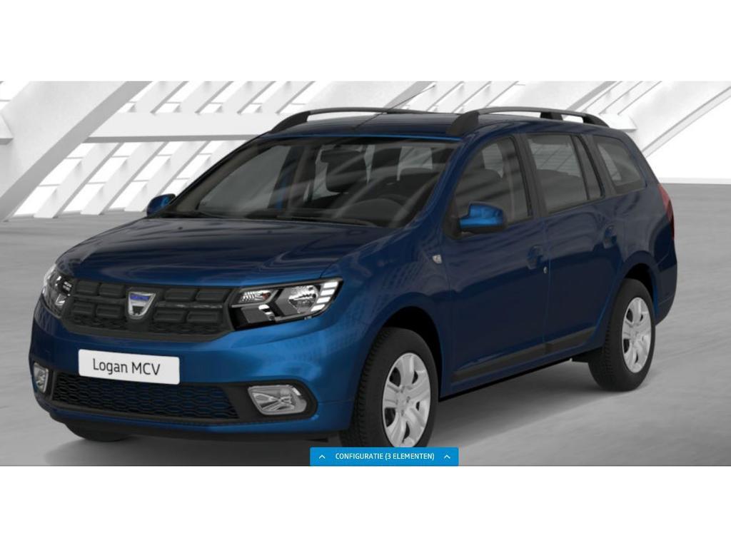 Dacia Logan Mcv 0.9 tce 90pk bi-fuel lauréate 1804