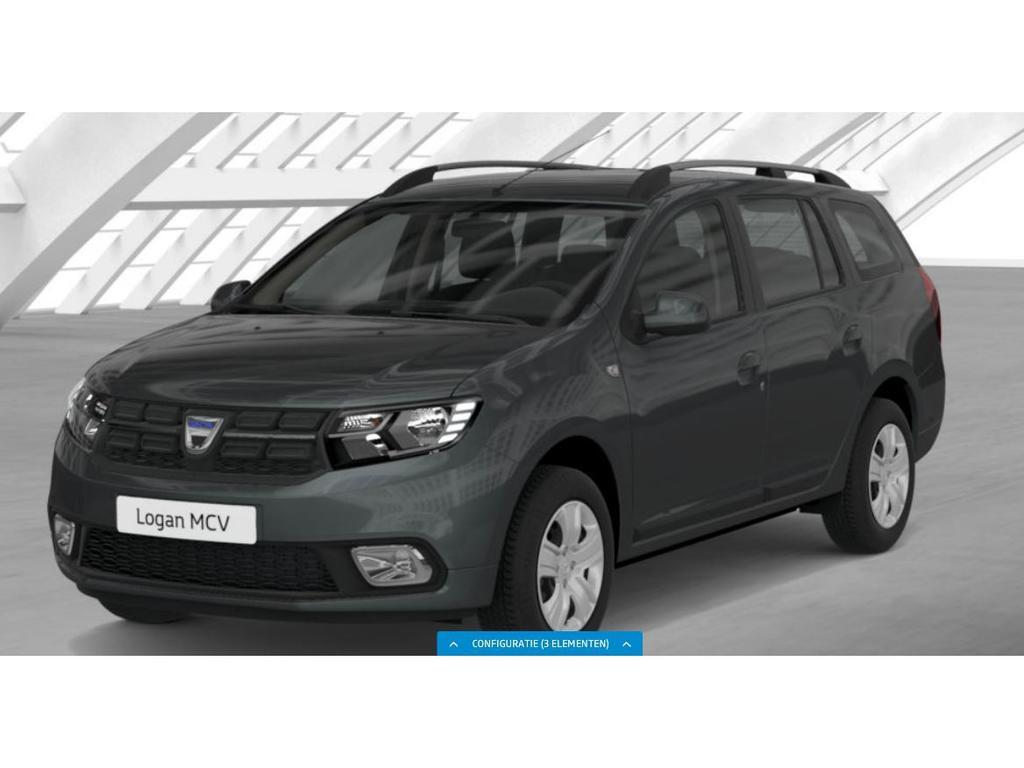 Dacia Logan 0.9 tce 90pk bi-fuel lauréate 1805