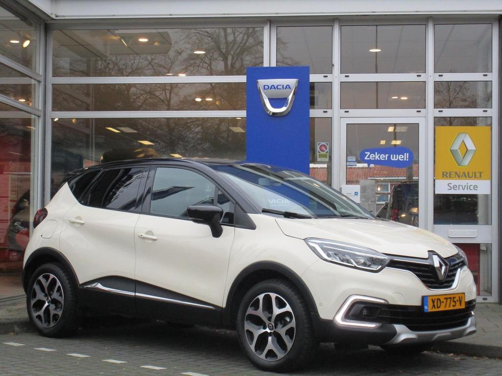 Renault Captur Energy tce 90pk intens - climate control - r- link navigatie -