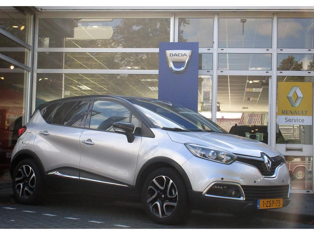 Renault Captur Energy tce 90pk intens - r link navigatie - climate control -