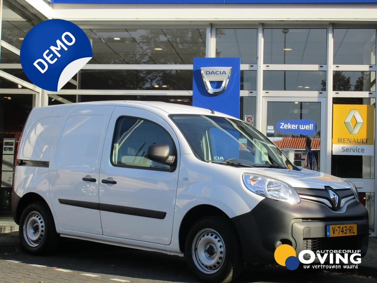 Renault Kangoo 1.5 dci 55kw - pack airco - pack driver -