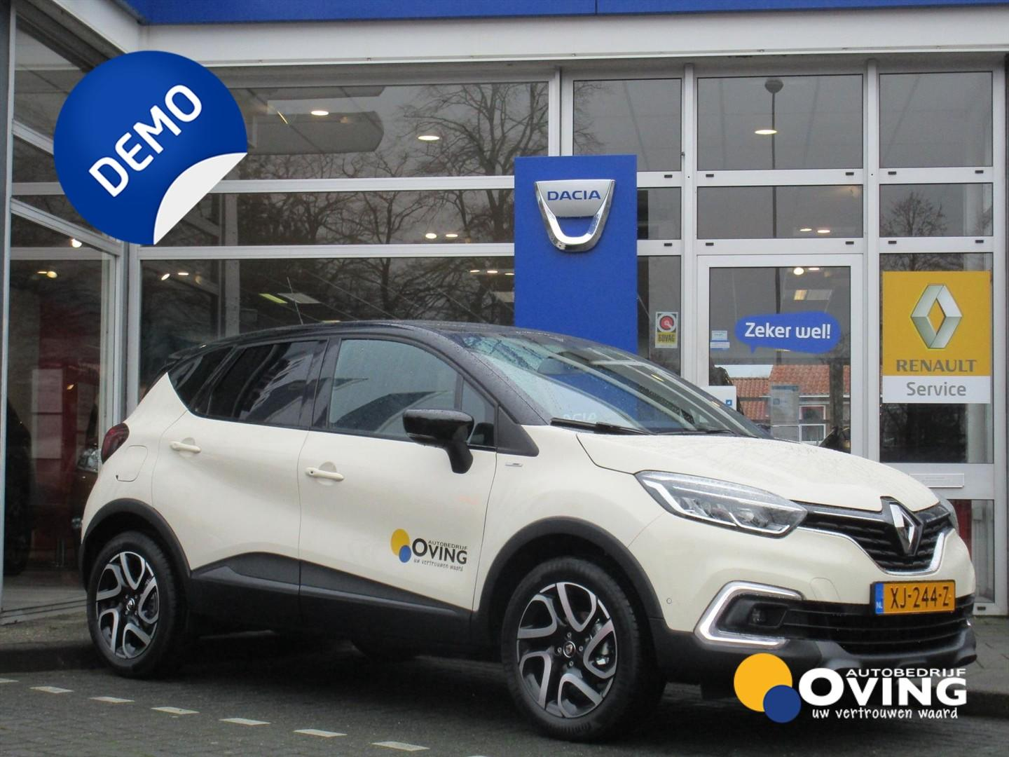 Renault Captur Energy tce 90pk bose - demo -