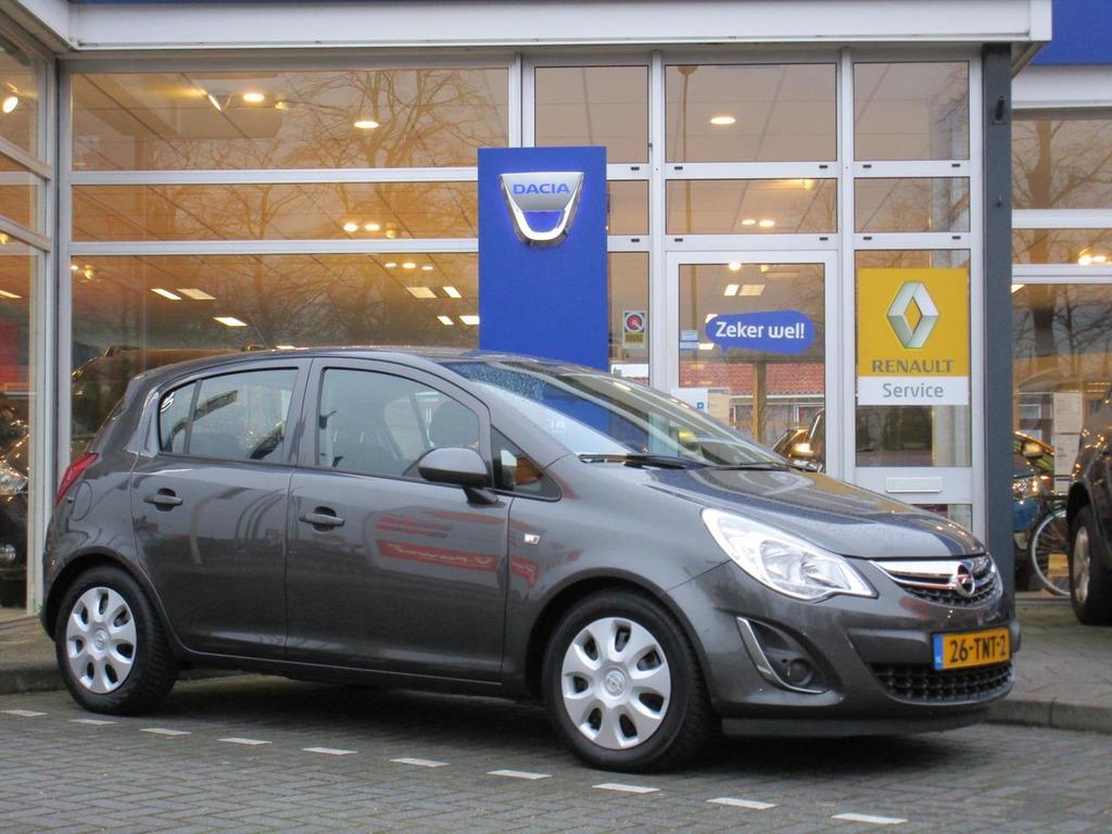 Opel Corsa 1.3 cdti 95pk 5d anniversary edition - nieuwe apk - trekhaak -