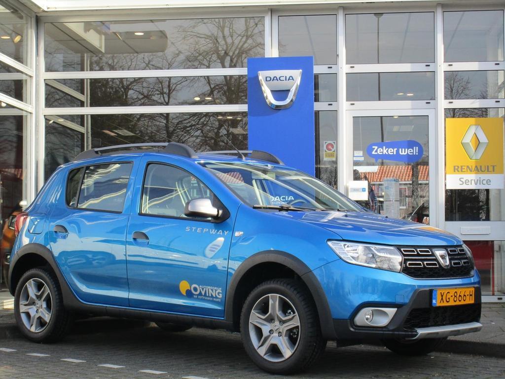 Dacia Sandero 0.9 tce 90pk s&s stepway