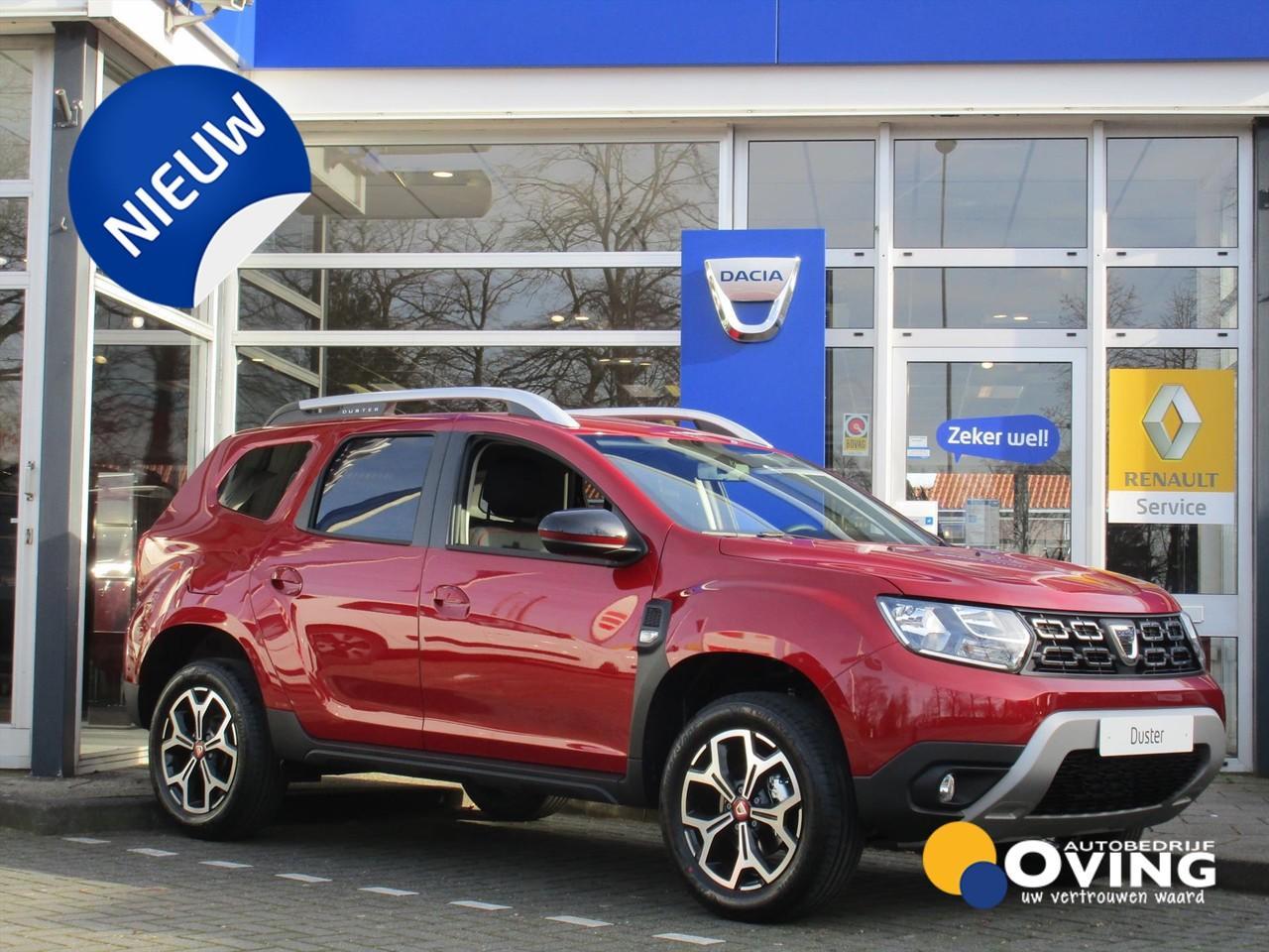 Dacia Duster 1.3 tce 130pk sl tech road - uit voorraad leverbaar - 6045