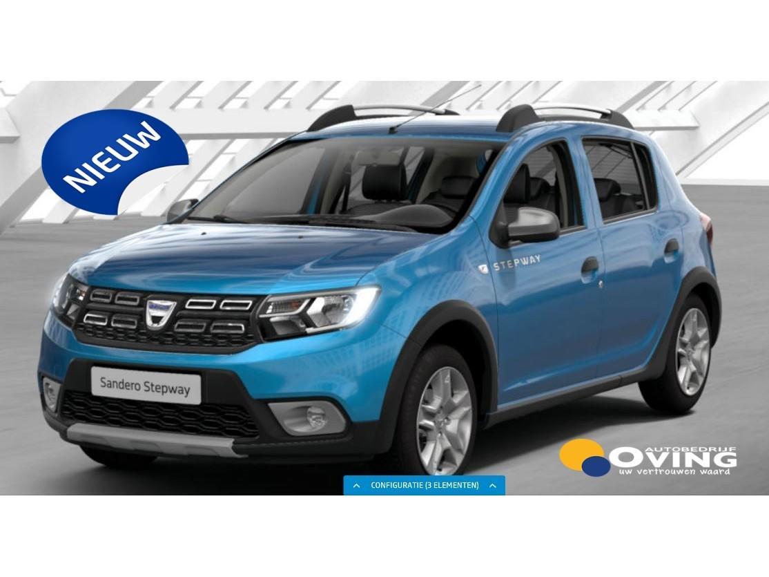 Dacia Sandero Stepway 0.9 tce 90pk voorraad rijklaar 1603