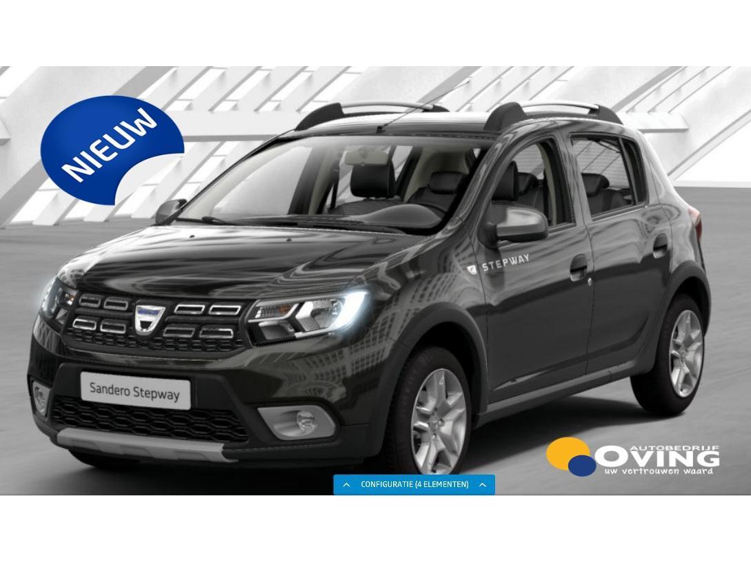 Dacia Sandero Stepway 0.9 tce 90pk - rijklaar uit voorraad leverbaar - 5949