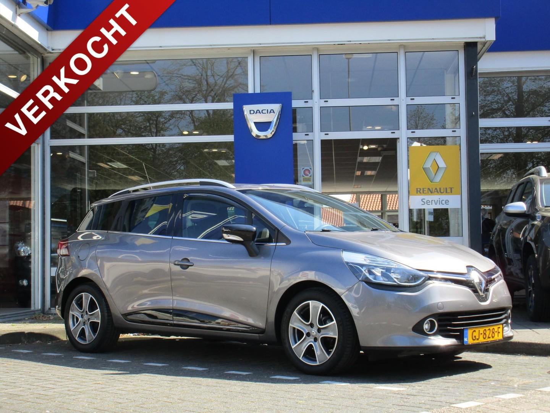 Renault Clio Energy dci 90pk night & day - eerste eigenaar - zeer mooi -