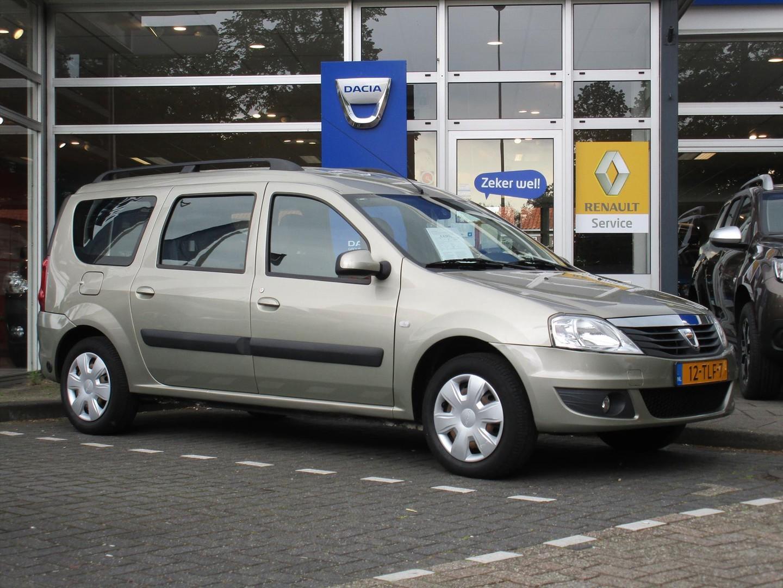 Dacia Logan 1.6 16v 105 pk 5p lauréate - lpg g3 - airco -