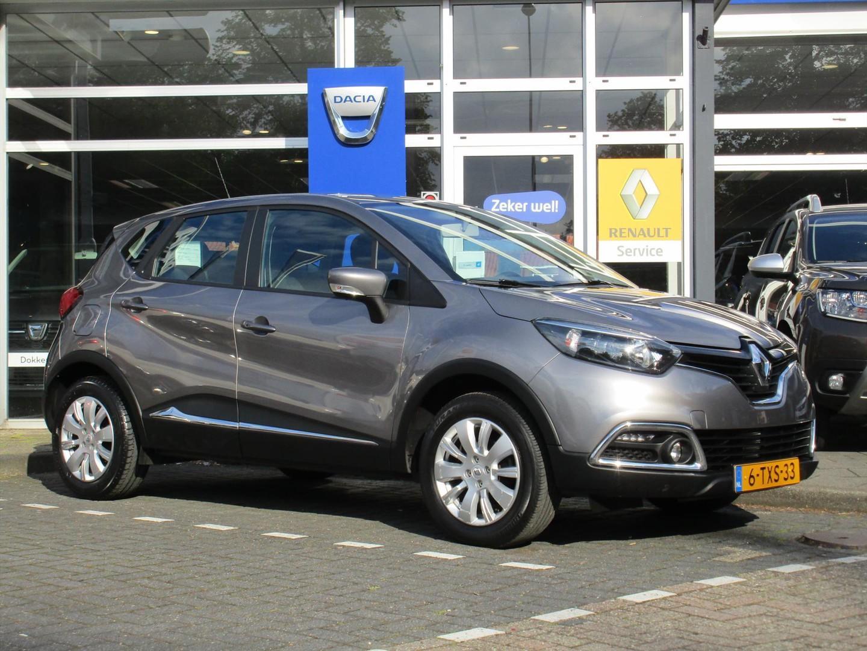Renault Captur 0.9 tce 90pk expression - airco - navigatie - eerste eigenaar -