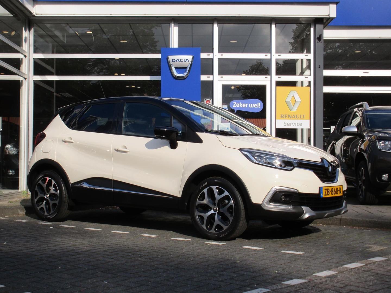 Renault Captur Energy tce 120pk edc automaat intens - clima - navigatie -