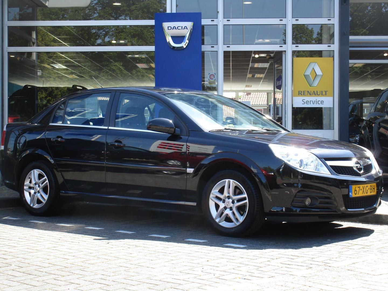 Opel Vectra 1.8 16v sdn temptation - nieuwe apk - airco top! - trekhaak -