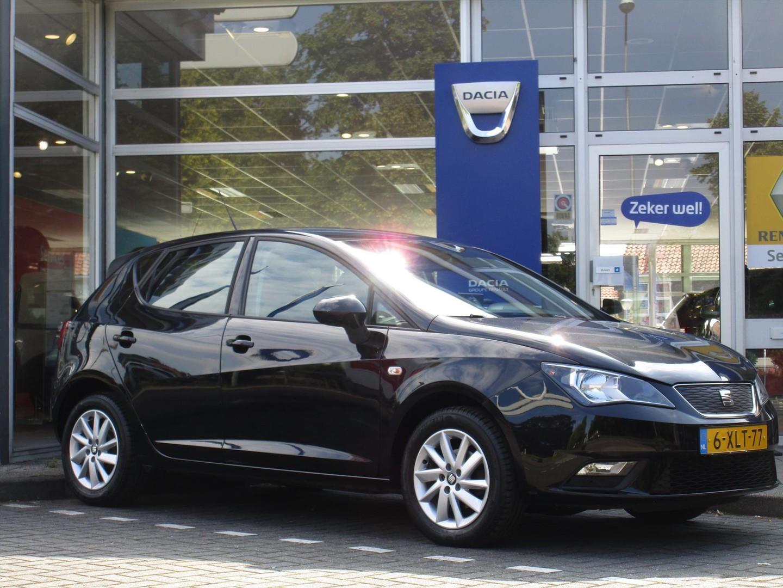 Seat Ibiza 1.2 tdi 75pk e-ecomotive style - navigatie - airco -