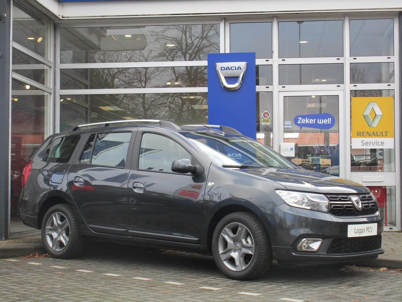 Dacia Logan 0.9 tce mcv laureate -demo-13500km-rijklaar-