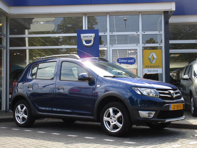 Dacia Sandero 0.9 tce 90pk stepway stepway - navigatie - eerste eigenaar -