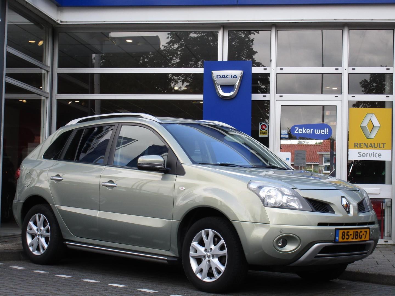 Renault Koleos 2.0 dci 16v 150 fap 4x2 -2000kg trekken - nieuwe apk - nl auto -