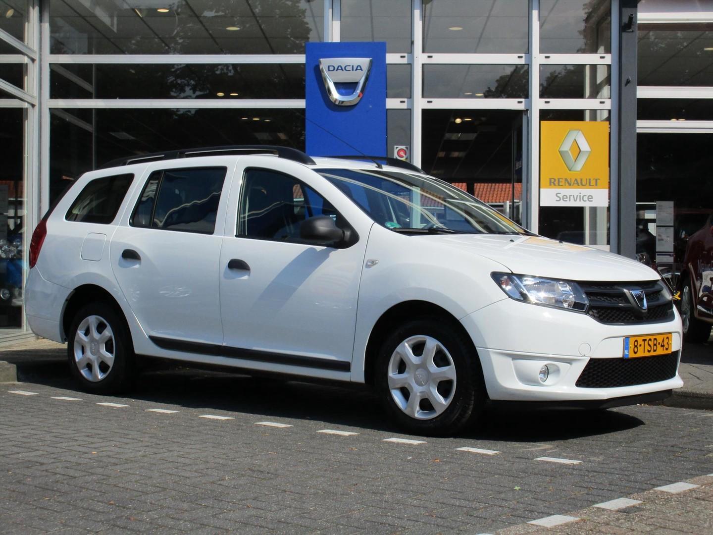Dacia Logan 0.9 tce 90pk ambiance - airco - trekhaak - eerste eigenaar -