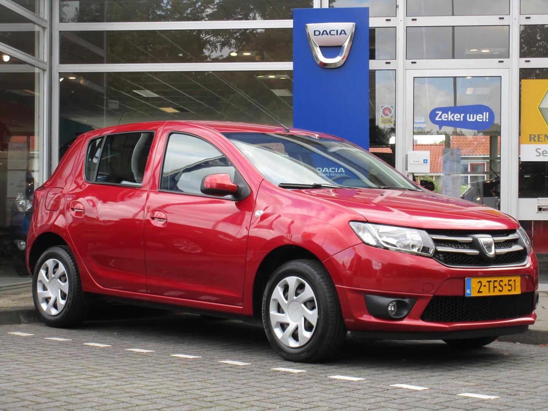 Dacia Sandero 90tce lauréate