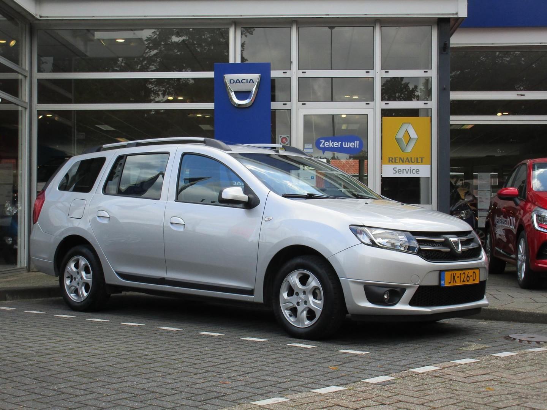 Dacia Logan 0.9 tce 90pk automaat prestige - navi - airco - cruise -