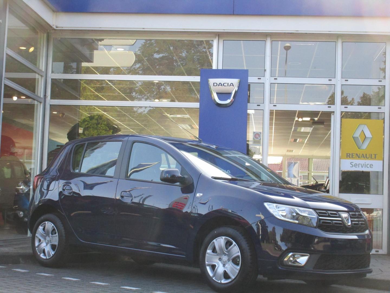 Dacia Sandero 1.0 sce 70pk lauréate 7944