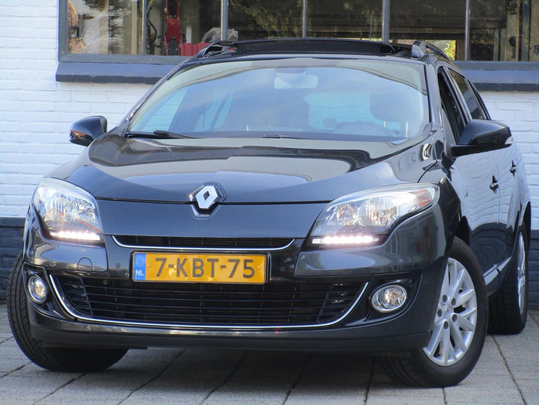 Renault Mégane 1.5 dci 110 estate bose - trekhaak - dealeronderhouden - netjes
