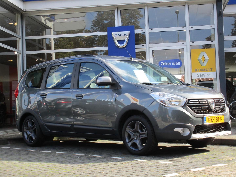 Dacia Lodgy 1.2 tce 115pk stepway 5 p - eerste eigenaar - airco - navigatie