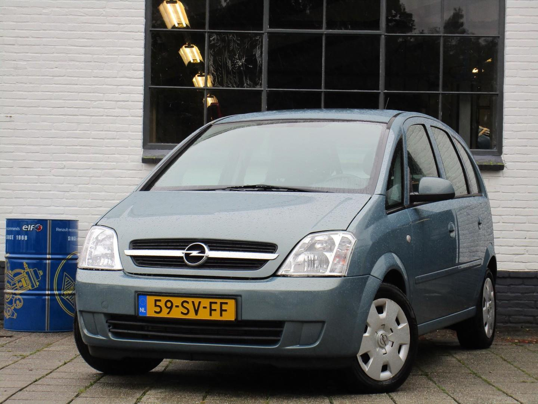 Opel Meriva 1.6 16v 77kw automaat enjoy - airco - weinig km!-