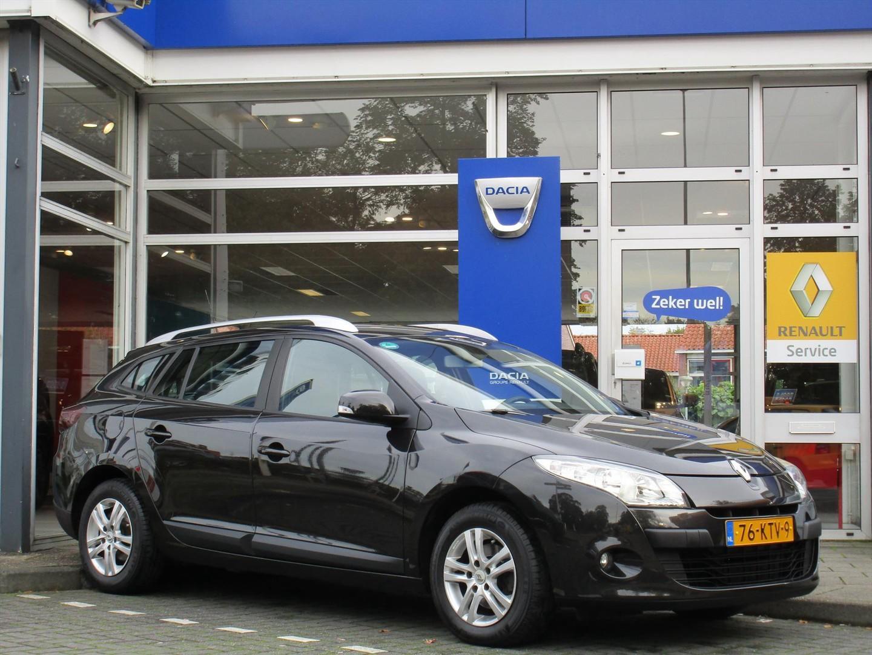 Renault Mégane 1.6 16v 100 pk expression - dealeronderhouden - clima - navi -