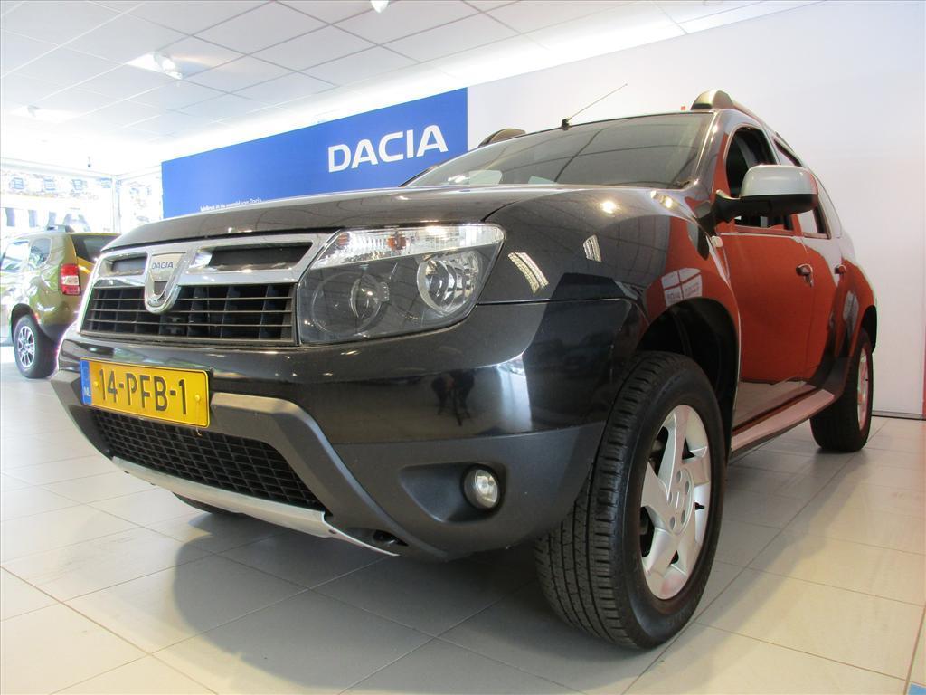 Dacia Duster 1.6 16v 105 4x4 laureate 1500 kg trekgewicht