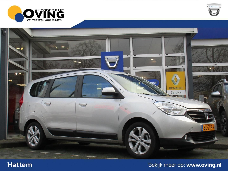 Dacia Lodgy 1.2 tce 115pk 5p prestige / navigatie / ruime auto / nette staat /