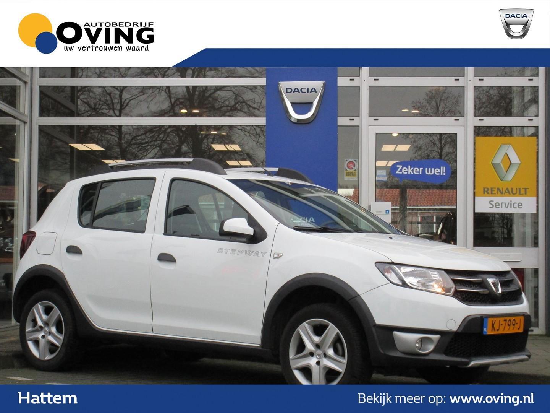 Dacia Sandero 0.9 tce 90pk stepway bi fuel - lpg- goedkoop rijden -