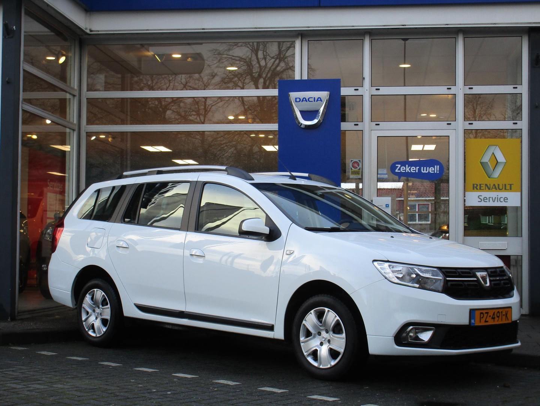 Dacia Logan Mcv 0.9 tce 90pk bi-fuel lauréate - pack prestige - volle tank € 22,50! -