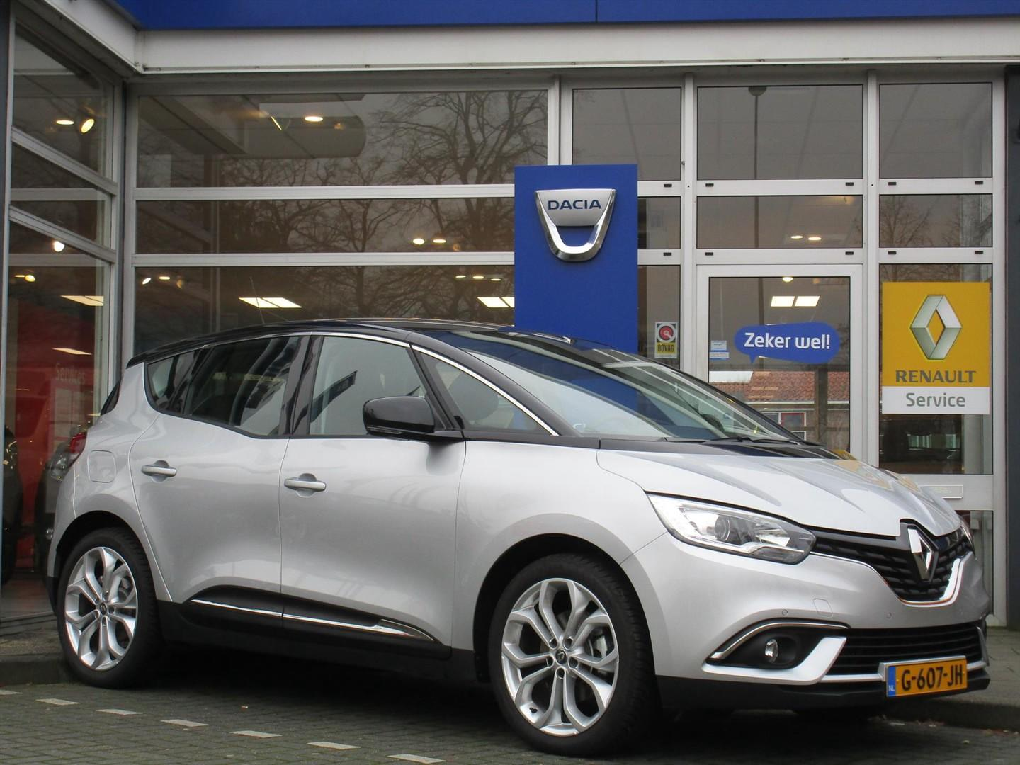Renault Scénic 140 tce edc limited * automaat* fin va.3,9%
