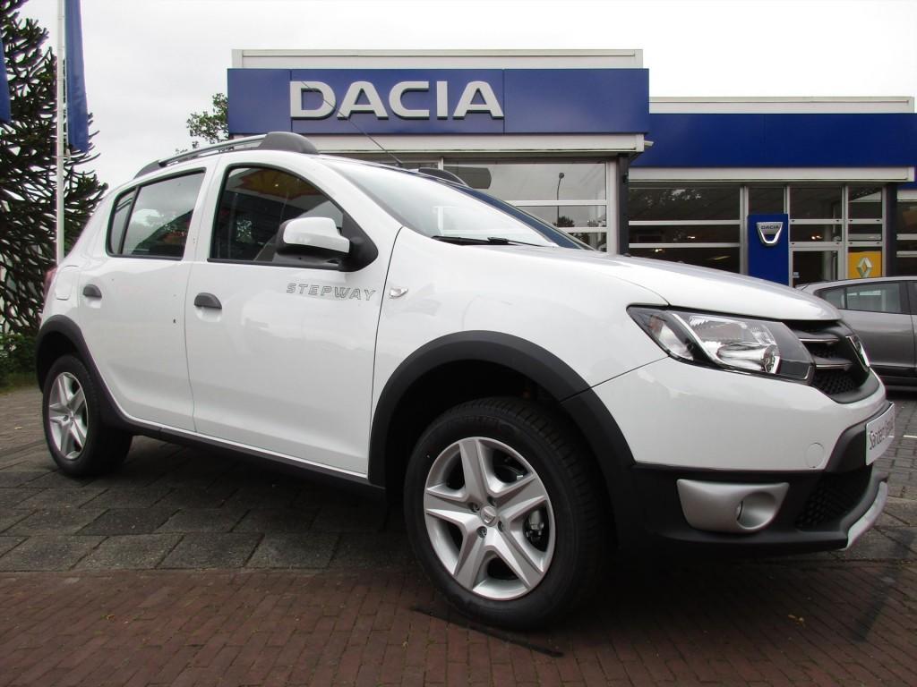 Dacia Sandero Tce 90 stepway laureate *voorraad*