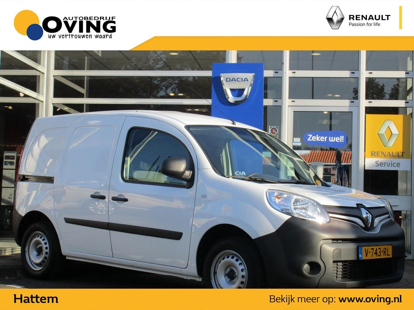 Renault Kangoo 1.5 dci 55kw - pack airco - pack driver -
