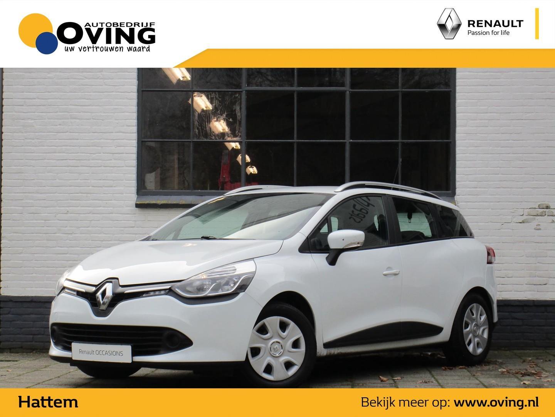 Renault Clio Energy dci 90pk expression - zuinig rijden - nette auto -