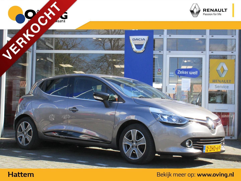Renault Clio Energy tce 90pk night & day - airco - navi - pdc - eerste eigenaar -