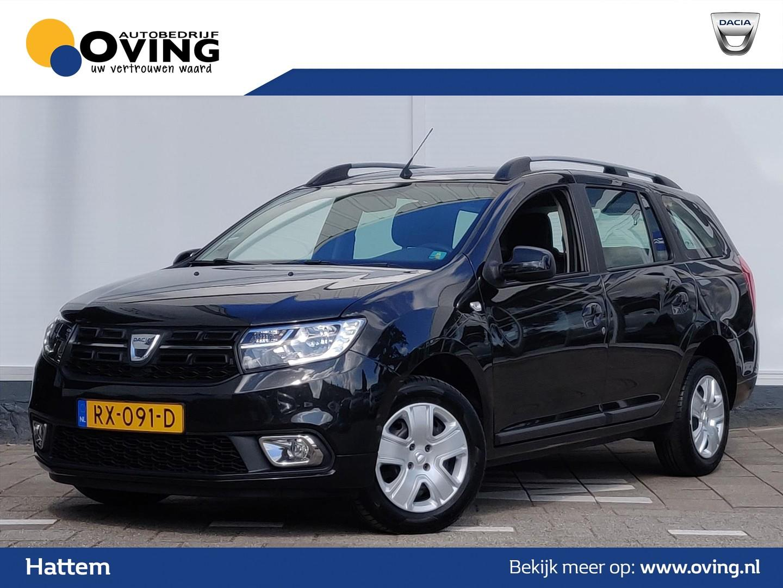 Dacia Logan Mcv 0.9 tce 90pk bi-fuel lauréate - navigatie - airco - cruise control- volle tank € 22,50-