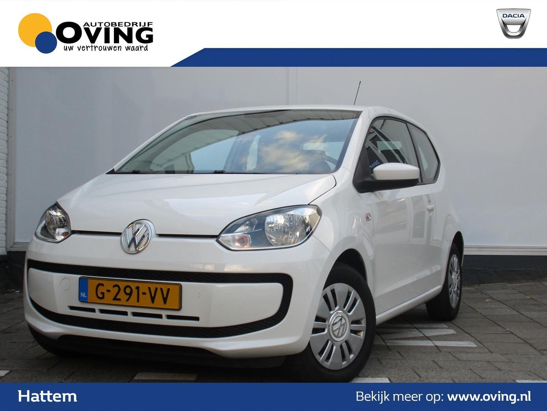 Volkswagen Up! 1.0 60pk move up! -nette auto - boekjes - airco -