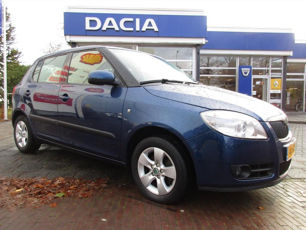 Škoda Fabia 1.6 77kw 16v elegance