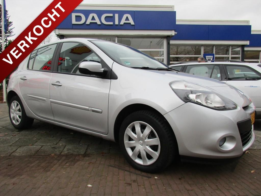 Renault Clio 1.5 dci 85 eco2 5d collection bj 2011