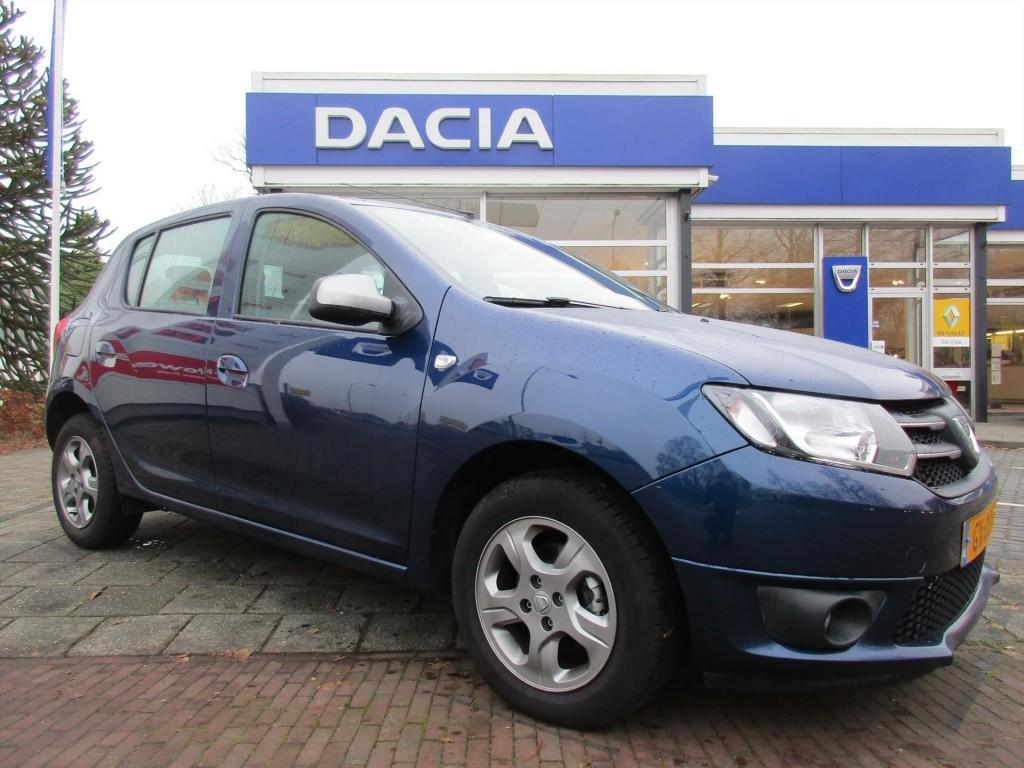 Dacia Sandero 90tce 90 10th anniversary bj 2015