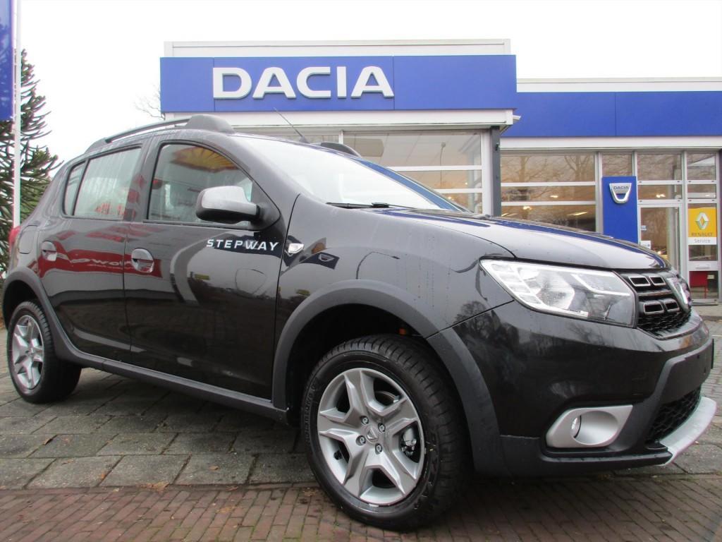 """Dacia Sandero Tce 90 stepway laureate """"voorraad"""""""