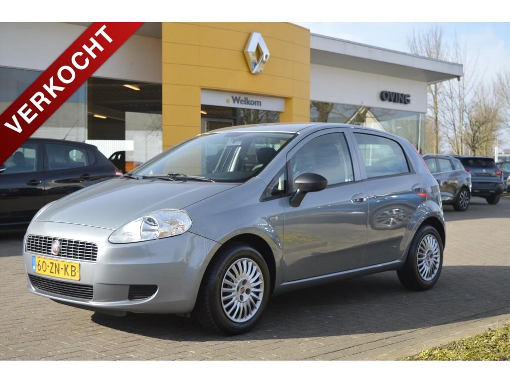 Fiat Punto 1.4 5dr grande active