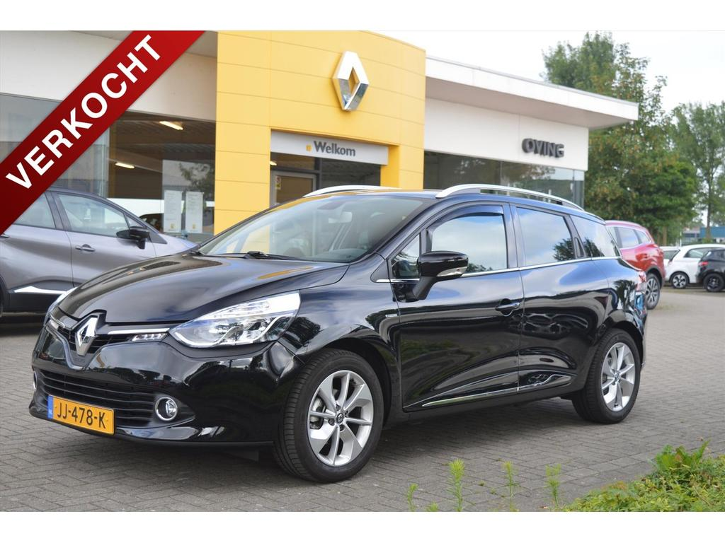 Renault Clio Energy tce 90pk limited climate control