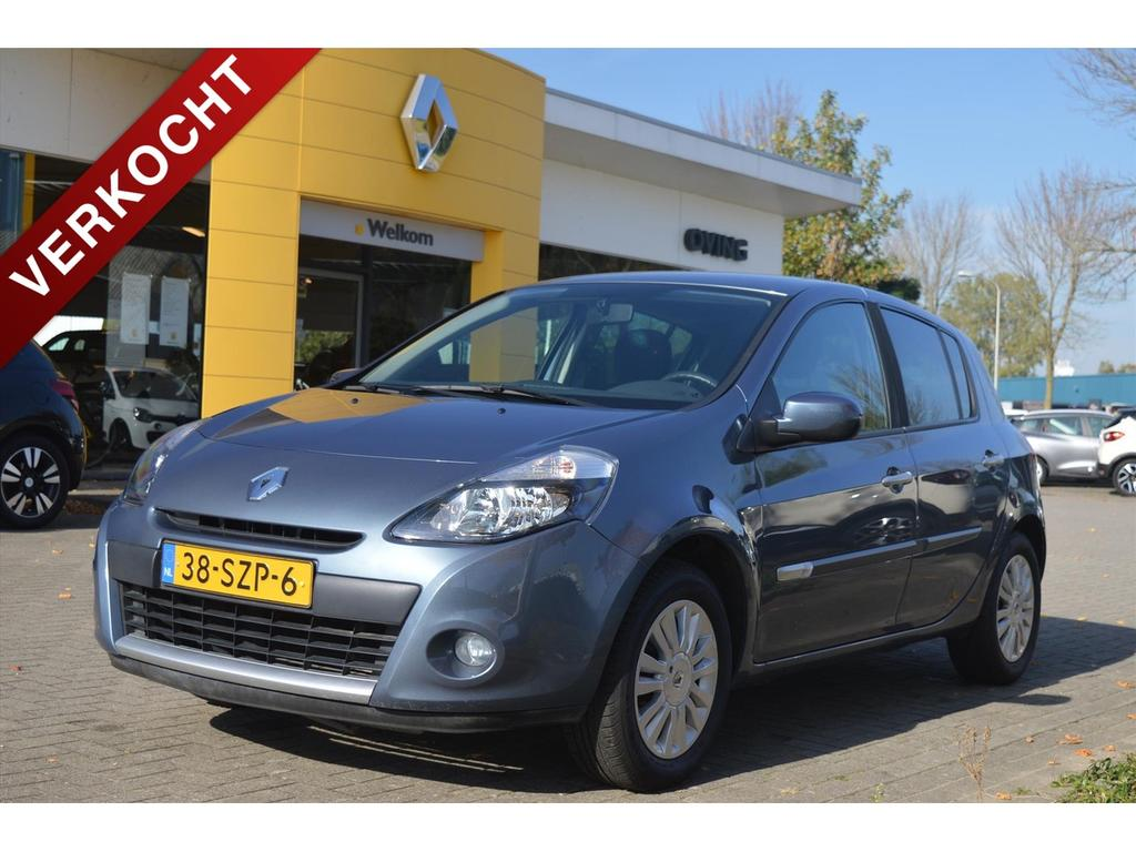 Renault Clio 1.2 16v 79 pk 5d collection